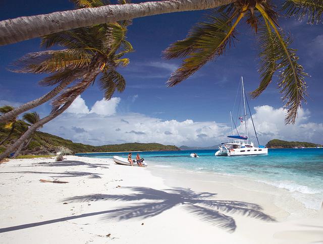 Canouan Las mejores playas del Caribe