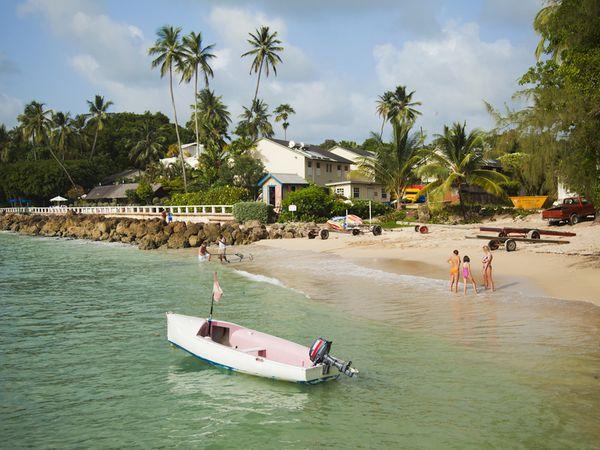 Gold Coast Barbados Las mejores playas del Caribe