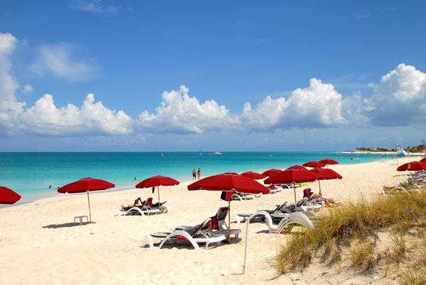 Grace Bay Beach Las mejores playas del Caribe