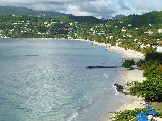 Grand Anse Beach Las mejores playas del Caribe