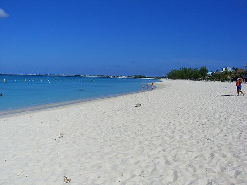 Seven Mile Beach Las mejores playas del Caribe