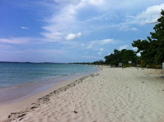 Seven Mile Beach2 Las mejores playas del Caribe