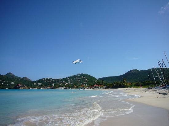 St. Jean Beach Las mejores playas del Caribe