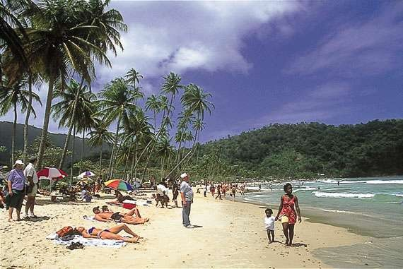 Tobago Las mejores playas del Caribe