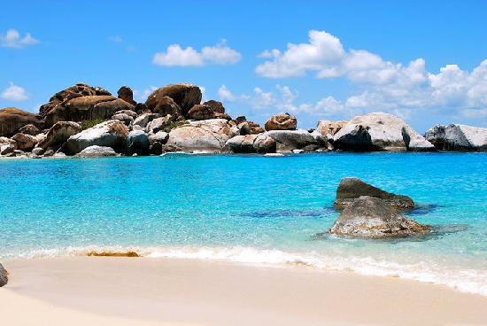 Virgen Gorda Las mejores playas del Caribe