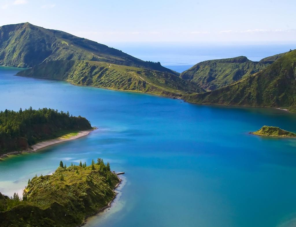 Azores Portugal Las 16 islas más hermosas del mundo