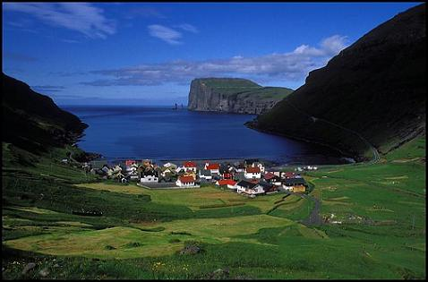 Islas Feroe Las 16 islas más hermosas del mundo
