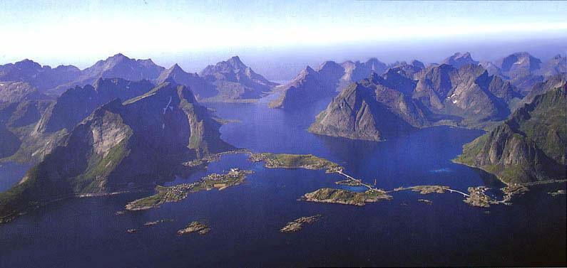 Islas Lofoten Noruega Las 16 islas más hermosas del mundo