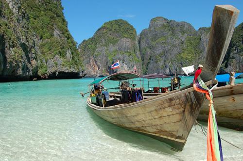 Islas Phi Phi Tailandia Las 16 islas más hermosas del mundo