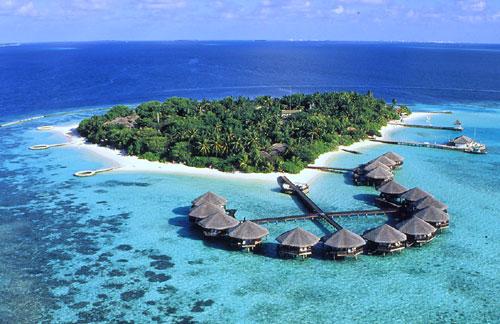 Maldivas Las 16 islas más hermosas del mundo