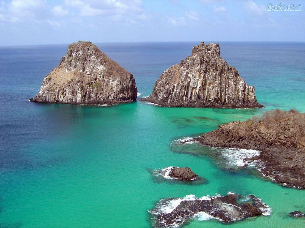 fernando de noronha Las 16 islas más hermosas del mundo