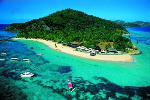 islas fiji Las 16 islas más hermosas del mundo