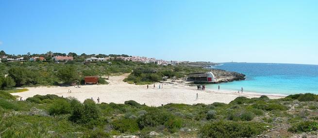 Playa de Binibeca