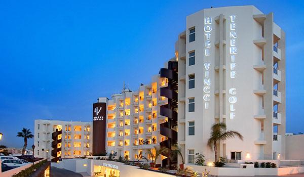 Viajar con todos los lujos a tenerife for Fachadas de hoteles de lujo
