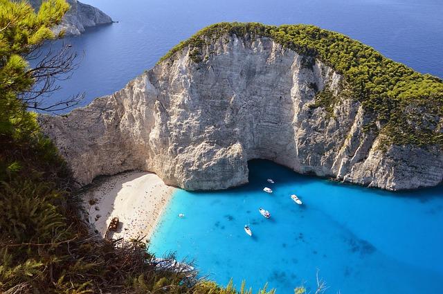 Las 100 playas de las islas griegas