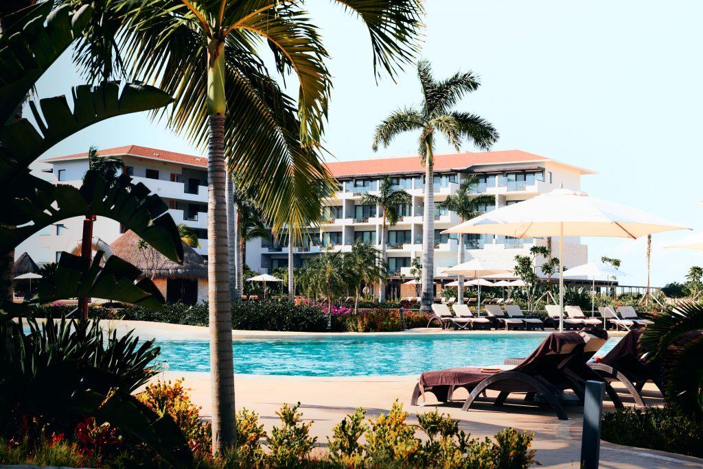 Hotel todo incluido en cancun