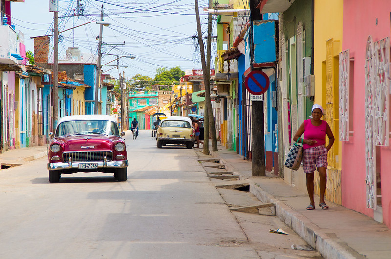 Luna de miel en La Habana